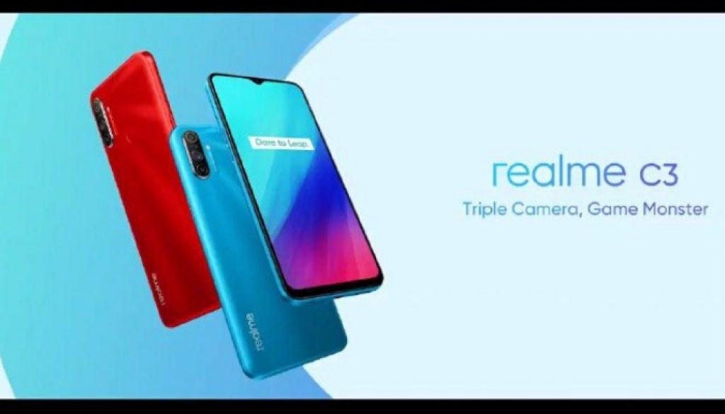 Realme C3 स्मार्टफोन, कूपन, बैंगगूड