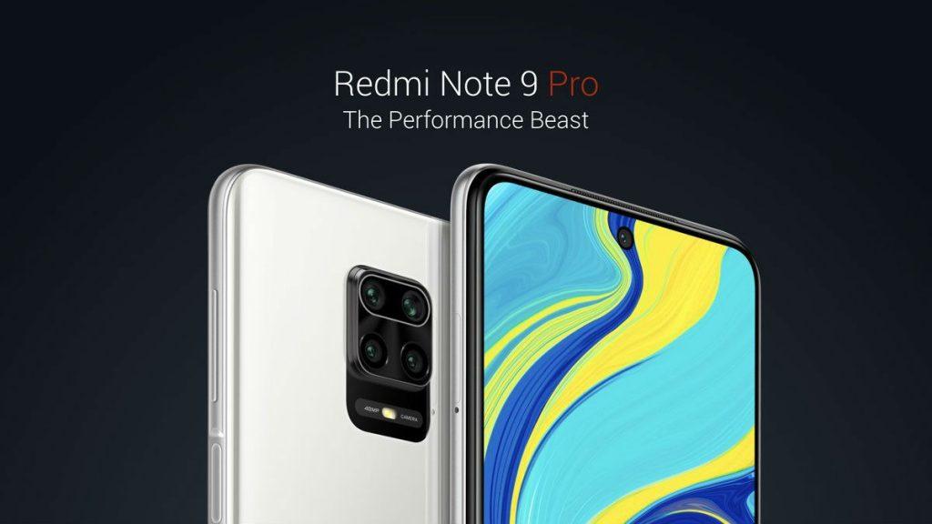 κουπόνι, banggood, Xiaomi Redmi Note 9 Pro Smartphone