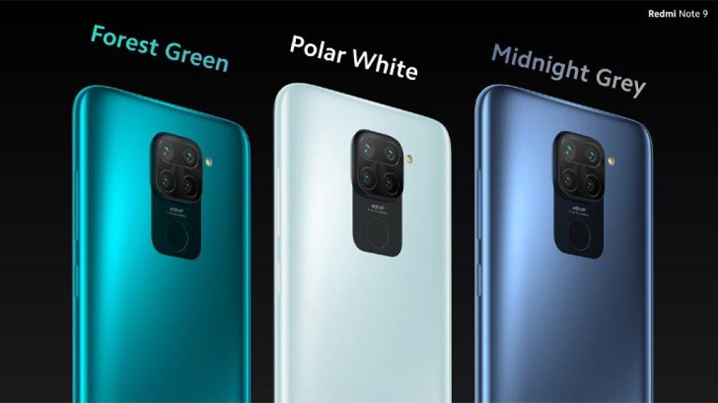 kupon, banggood, Xiaomi Redmi Tandaan 9 Smartphone