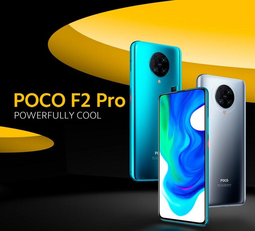 náramok, kupón, gearbest, poco-f2-pro-smartphone-xiaomi