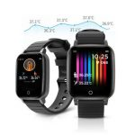 coupon, banggood, BlitzWolf®-BW-HL1T-Automatic-Heart-Rate-Blood-Pressure-SpO2-Monitor-Breath-Traning-Weather-Display-BTV5.0-Smart-Watch
