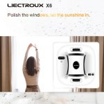coupon, gearbest, LIECTROUX-Window-Cleaning-Robot-X6