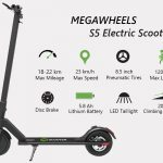 coupon, geekbuying, MEGAWHEELS-S5-8.5-Inch-8Ah-36V-250W-Brushless-Motor-Folding-Electric-Scooter