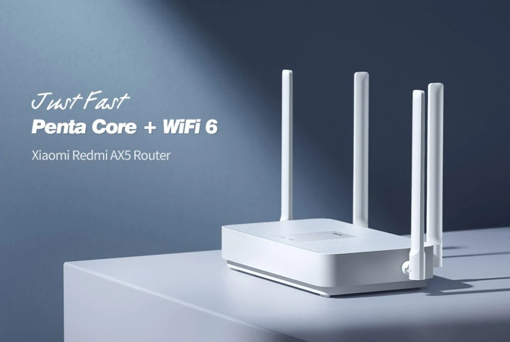 banggood, coupon, gearbest, Xiaomi-Redmi-AX5-Wireless-Router