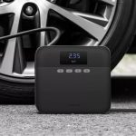 phiếu giảm giá, banggood, 70mai-12V-Portable-Car-Tyre-Inflator-Digital-Display-Air-Pump-Compressor-Black-Youth-Version-from-Xiaomi-Youpin
