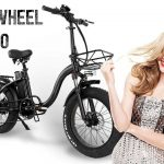 coupon, gearbest, CMACEWHEEL-Y20-Inch-Variable-Speed-E-bike