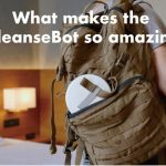 coupon, geekbuying, CleanseBot-Worlds-First-Bacteria-Dust-Mites-Killing-Robot