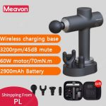 coupon, gearbest, Meavon-Massage-gun-Deep-Muscle-Relaxation-3-Modes-Body-massager-with-Charging-base
