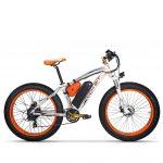 купон, gearbest, RICH-BIT-RT-022-Ebike-48V-17Ah-Li-аккумулятор-4.0-в жире-шина-велосипед-снег-электрический-велосипед