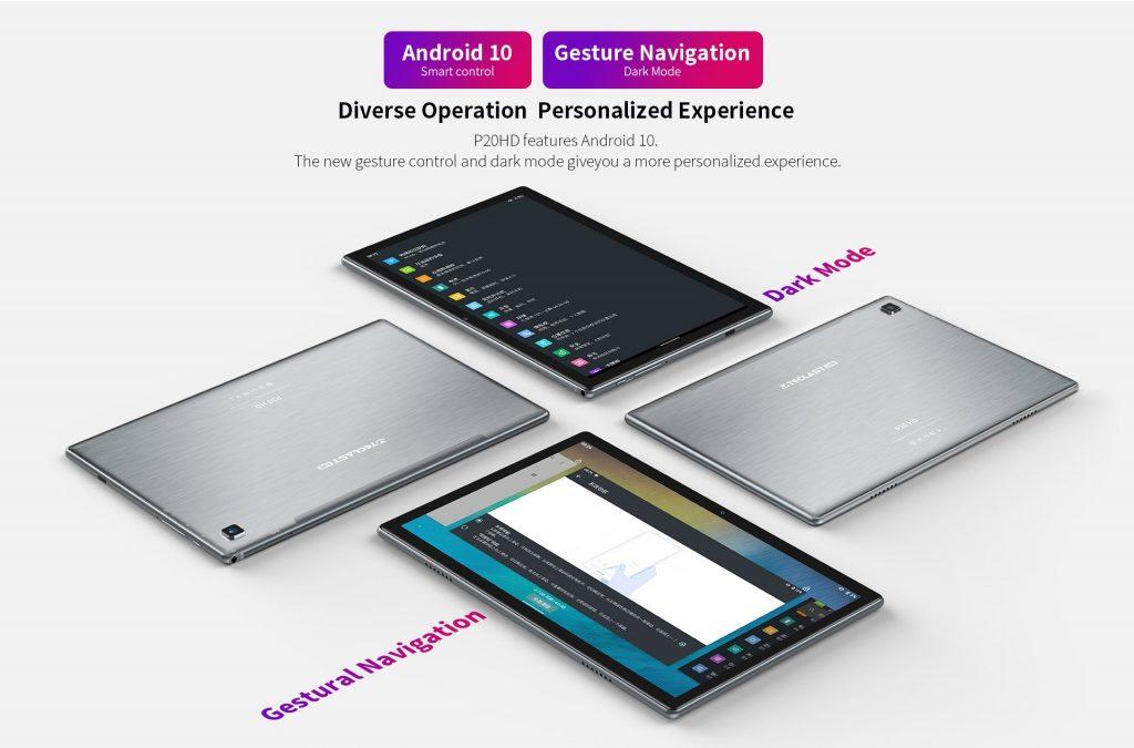 dişli çark, kupon, banggood, Teclast-P20HD-Tablet