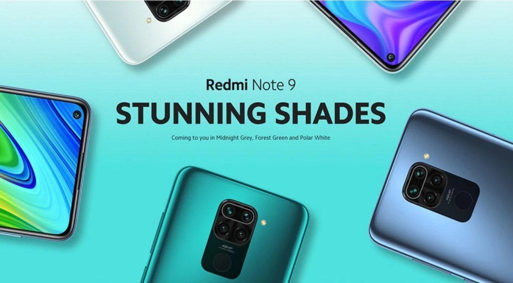 gshopper, cupom, caixa de velocidades, Xiaomi-Redmi-Note-9-Smartphone