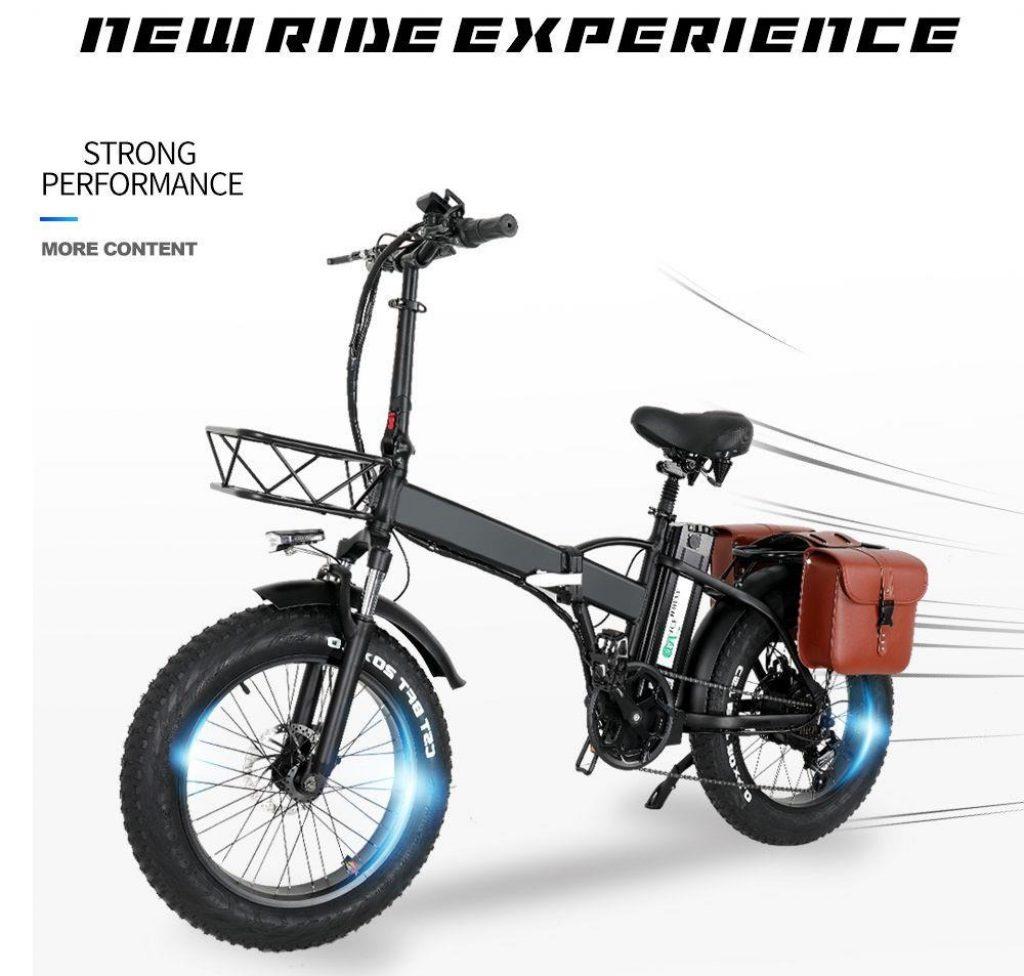 banggood, coupon, geekbuying, CMACEWHEEL-GW20-Folding-Electric-Moped-Bike