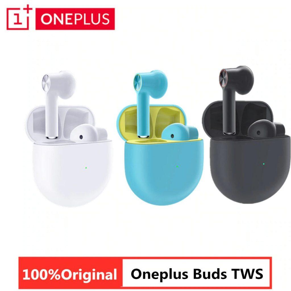 geekbuying, 쿠폰, banggood, OnePlus-Buds-TWS-Earphone-Wireless-bluetooth-5.0-Earbuds