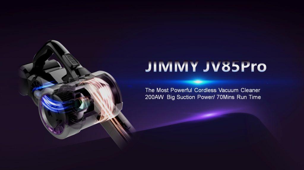 banggood, coupon, geekbuying, Xiaomi-JIMMY-JV85-Pro-Aspirateur-flexible-portable-sans fil