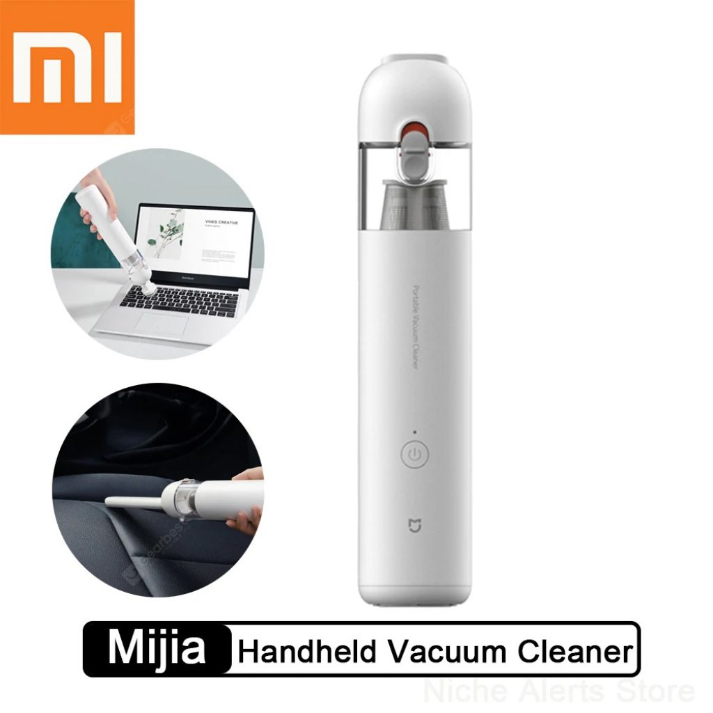 gshopper, gearbest, coupon, banggood, Xiaomi-Mijia-Handheld-Portable-Handy-Car-Home-Vacuum-Cleaner-120W-13000Pa-Super-Strong-Suction-Vakum-for-Home-and-Car