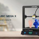 coupon, banggood, imprimante Anycubic®-Mega-X-3D