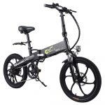 coupon, banggood, CMACEWHEEL-GT20-48v-10Ah-350W-20in-Folding-Electric-Bike