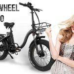 banggood, coupon, geekbuying, CMACEWHEEL-Y20-Inch-Variable-Speed-E-bike