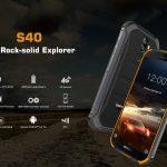 kupon, banggood, DOOGEE-S40-Smartphone