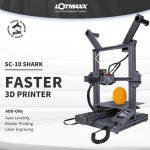 kupon, gearbest, LOTMAXX-SC-10-SHARK-3D-Printer