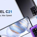 kupon, banggood, OUKITEL-C21-pametni telefon