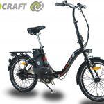 κουπόνι, tomtop, VECOCRAFT-Nemesis-20-Inch-Folding-Electric-Bike