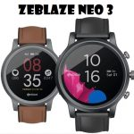 κουπόνι, banggood, Zeblaze-NEO-3-Smart-Watch