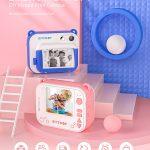 クーポン、banggood、BlitzWolf®-BW-DP1-FHD-Thermal-Instant-Kids-Camera-Printer
