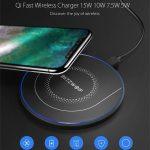 kupon, banggood, BlitzWolf®-BW-FWC7-15W-Wireless-Charger