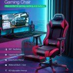 kupon, banggood, BlitzWolf®-BW-GC5-gaming-stol