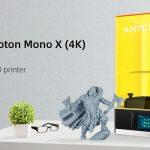 cupom, banggood, Anycubic®-Photon-Mono-X-UV-Resin-SLA-3D-Printer