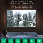 קופון, banggood, BlitzWolf®-BW-VS1-Bracket-Projection-Screen