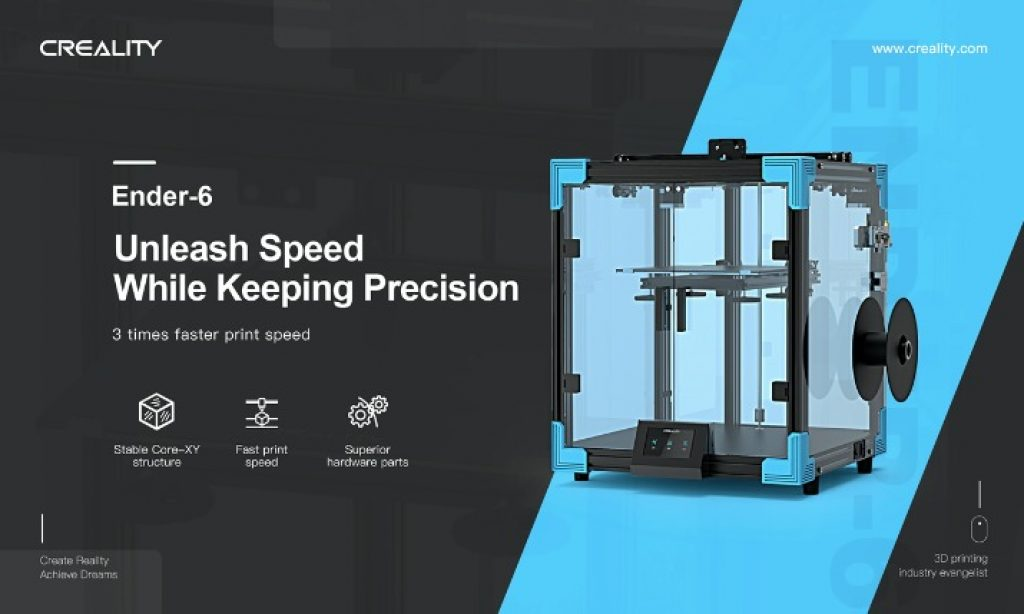 tomtop, cupon, banggood, Creality-3D®-Ender-6-Upgraded-Cubic-Structure-3D-Printer