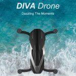 kupon, banggood, FUNSNAP-DIVA-RC-Drone-Quadcopter