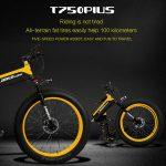 banggood, cupom, tomtop, LANKELEISI-XT750PLUS1000W-26-Inch-Folding-Power-Assist-Electric-Bike