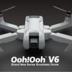 cupom, banggood, MJX-Ooh-Ooh-V6-RC-Quadcopter-Drone