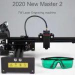 coupon, banggood, New-NEJE-MASTER-2-Upgraded-7W-Smart-Laser-Engraver