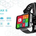 kupon, gearbest, Ticwris-Max-S-4G-Smart-Watch-Phone