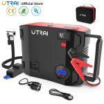 coupon, banggood, UTRAI-Portable-Car-Jump-Starter-Air-Compressor