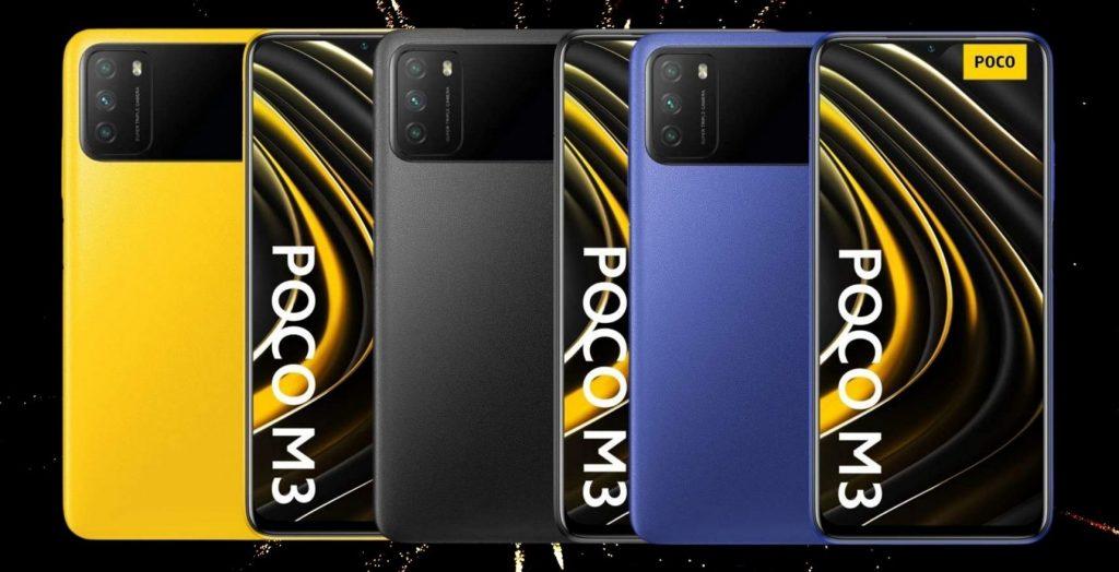 banggood, gearbest, kupon, aliexpress, Xiaomi-POCO-M3-Smartphone-1