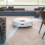kupon, geekbuying, Dreame-D9-Smart-Robot-Usisavač-Čistač-Čišćenje i brisanje-2-u-1