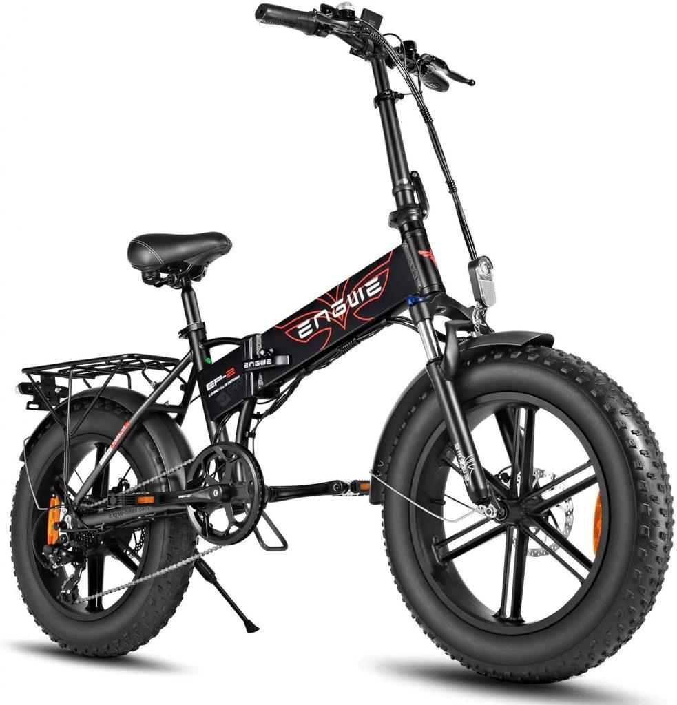 banggood, coupon, gearbest, ENGWE-EP-2-PRO-750W-Folding-Fat-Tire-Electric-Bike