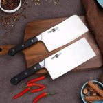 coupon, banggood, HUOHOU-Stainless-Steel-Kitchen-Knife-Chef-Knife-Sharp-Slicer-Blade-Slicing-Utility-Knife-Tool