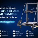 cupom, gearbest, Longer-LK5-Pro-3D-Printer