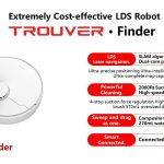 xiaomi, geekmaxi, coupon, geekbuying, TROUVER-Finder-Robot-Vacuum-Cleaner