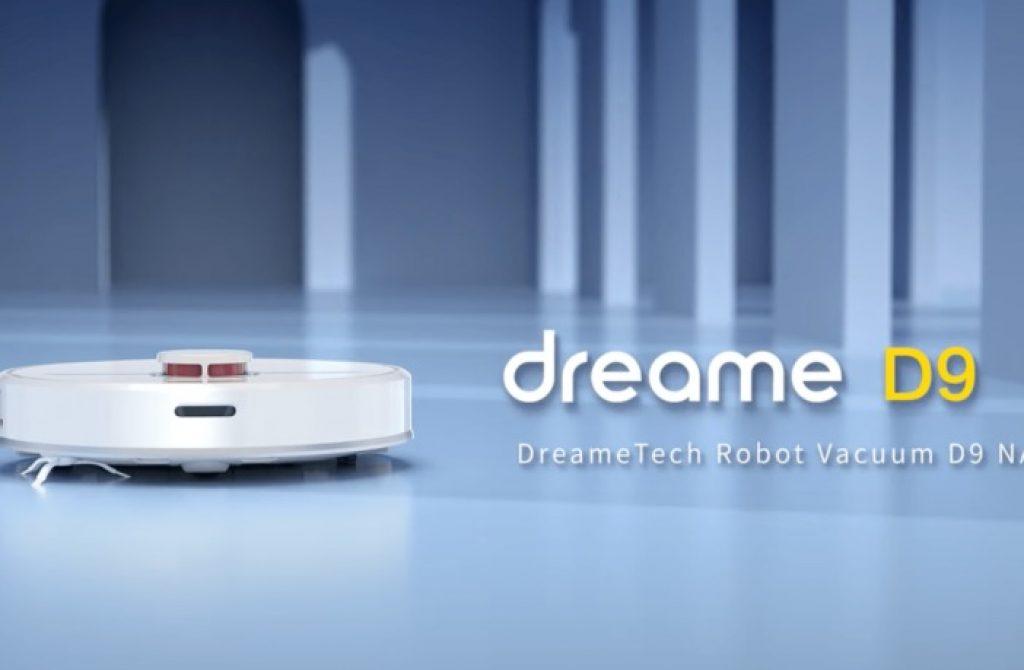 geekbuying, купон, geekmaxi, робот-пилосос Xiaomi Dreame D9