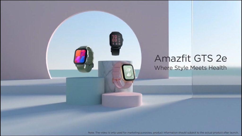 aliexpress, cupom, gearbest, Amazfit-GTS-2e-Smartwatch-1