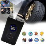 coupon, banggood, BIKIGHT-150PSI-4000mAh-4-in-1-Multi-function-Air-Pump-LED-Light-Power-Bank-USB-Rechargeable-Bike-Pump