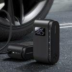 coupon، banggood، Baseus-150PSI-Digital-Car-Air-Compressor-Wireless-Tire-Inflator