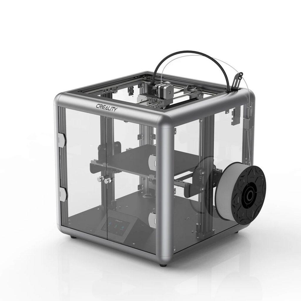 tomtop, cupon, banggood, Creality-3D®-Sermoon-D1-Imprimantă complet închisă-3D